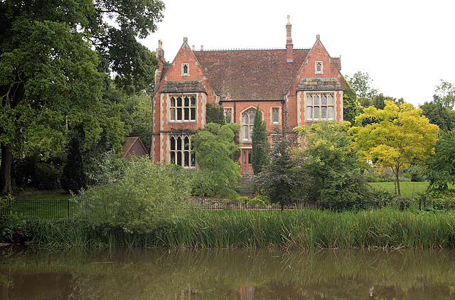 The Old Vicarage, Kintbury