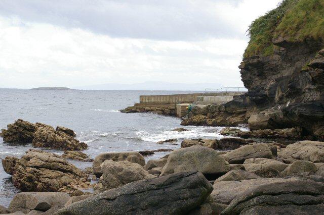 Pier near Mucros