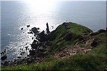 SX6643 : Long Stone by Tony Atkin