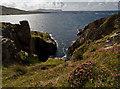 C1143 : Coastal scenery north of Tra-na-Rossan by David Baird