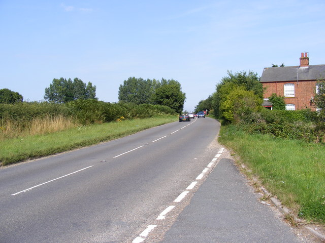 A143 Beccles Road, Fritton