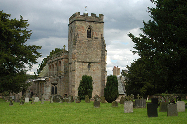 Blithfield Church