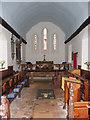 TM4269 : The Altar of All Saints Church, Darsham by Geographer