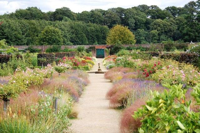 The Walled Garden, Helmsley
