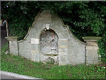 TA0114 : Worlaby Fountain by David Wright