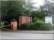 SE3220 : Thornes Park Entrance by Mike Kirby