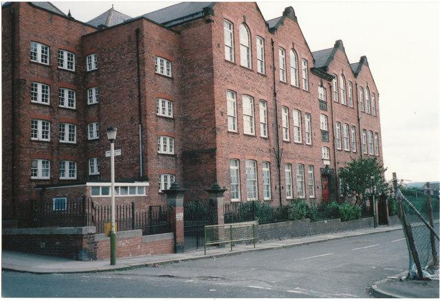 Canning Street School