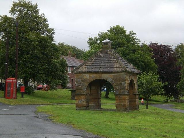 The Cross on Stamfordham Village Green