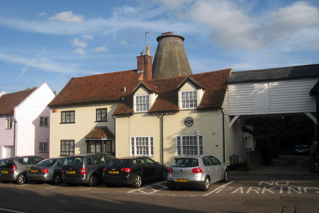 Oast House, Windhill, Bishop's Stortford, Hertfordshire