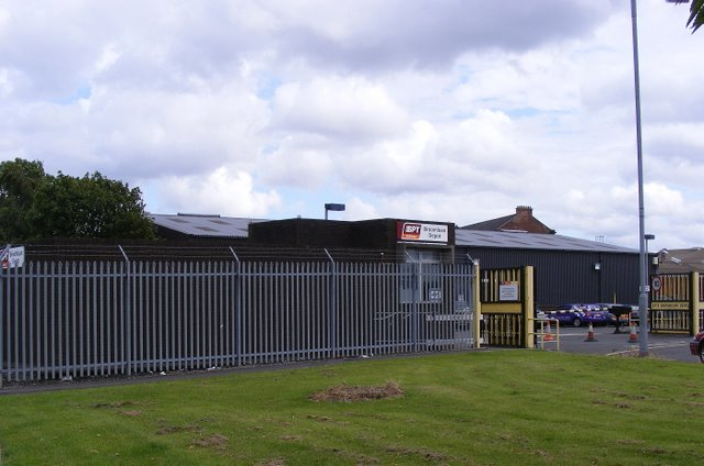 Broomloan Depot