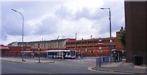 NS5565 : Govan bus station by Thomas Nugent