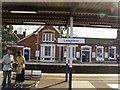 TL0624 : Leagrave Station by M J Richardson
