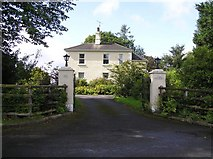 H4769 : The Rectory, Aghagallon by Kenneth  Allen
