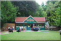 NZ6620 : Valley Gardens Tea Rooms, Saltburn-by-the-Sea by hayley green