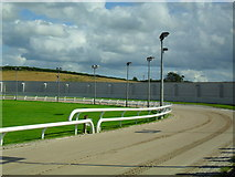 J2967 : Greyhound Track, Drumbo Park by Dean Molyneaux