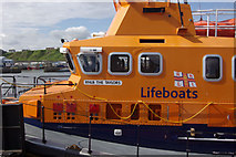 ND1070 : Thurso Lifeboat by Stephen McKay