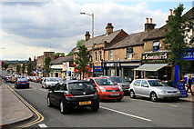 SK0394 : High Street West, Glossop by David Lally