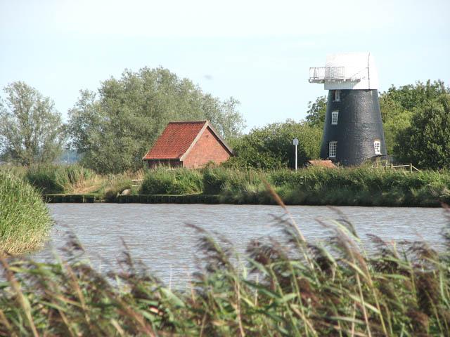 Norton Marsh Drainage Mill