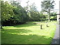 SO5790 : A verdant churchyard at St Michael, Stanton Long by Basher Eyre