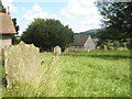SO5689 : View from the churchyard at Holy Trinity, Holdgate by Basher Eyre