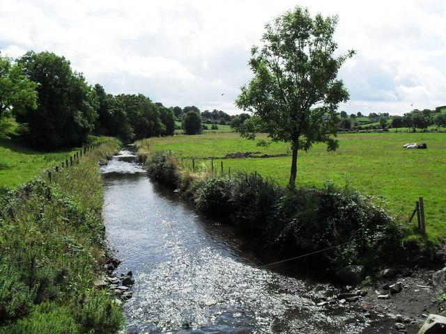 The Border at the County Bridge, Cullyhanna