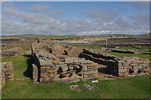 HY2328 : Brough of Birsay by Stephen McKay