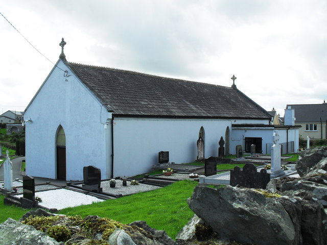 St. Patrick's Chapel, Oram