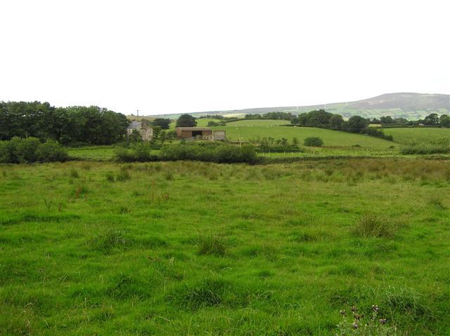 Farm, Eskeradooey by Kenneth  Allen