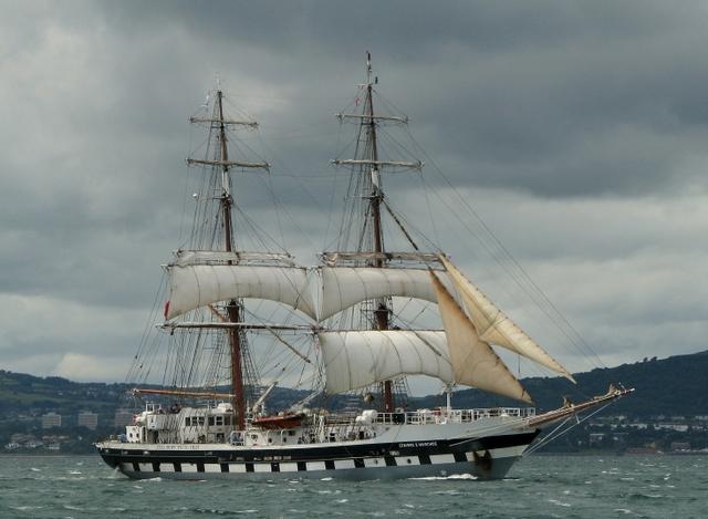 'Stavros S Niarchos', Tall Ships Belfast 2009