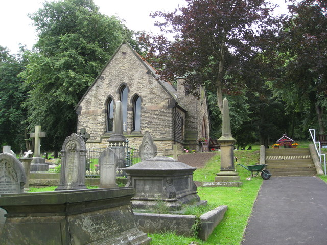 Dronfield - Cemetery