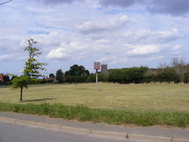Friston Beacon & Friston Village Green
