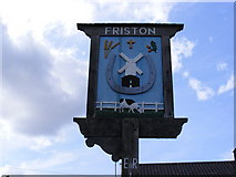 TM4160 : Friston Village Sign by Geographer