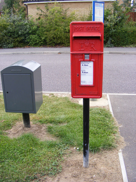 Heron Road Postbox