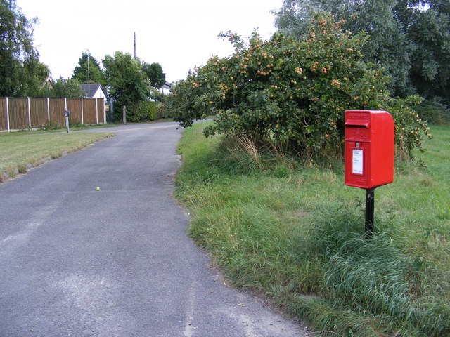 Post Office Road & Post Office Postbox