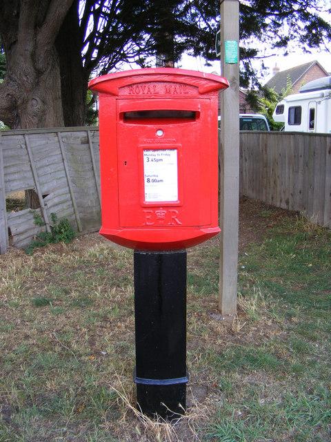 Judith Avenue Postbox