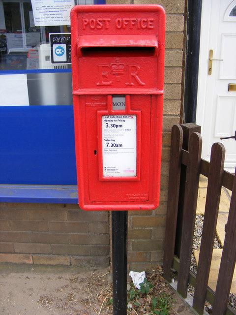 Coldfair Green Postbox