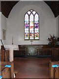 TM3959 : The Altar of St.John the Baptist Church, Snape by Geographer