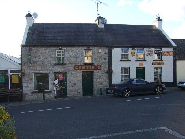 Gertie's Pub in Keshcarrigan