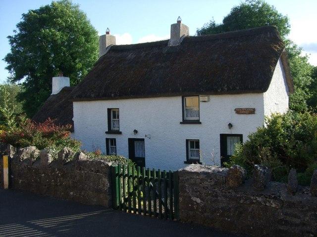 Fionn McCumhail Cottage, Keshcarrigan