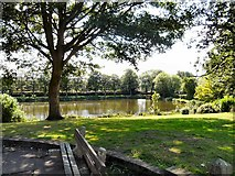 SJ8889 : Syke's #2 Reservoir by Gerald England