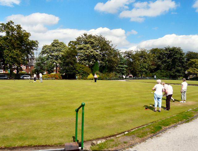Edgeley Bowling Club