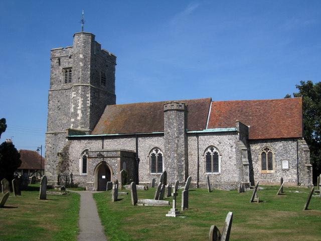 St John The Baptist Church, Bredgar, Kent