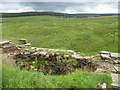 NY8446 : The western pot of the Slag Hill Lime Kiln by Mike Quinn