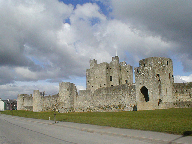 Trim Castle - Home of Roger Mortimer, Lord of the March