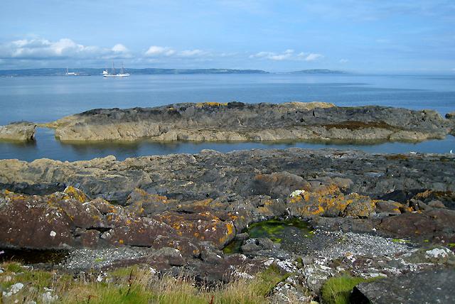 'Mackerel Rocks', Bangor