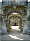 SP9292 : Kirby Hall by Keith Evans
