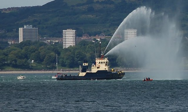 Tug Tall Ships Belfast 2009