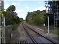 TM3457 : Along the Tracks to Saxmundham by Adrian Cable