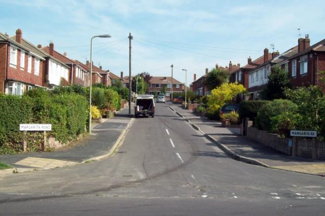 Margarita Road, Fareham