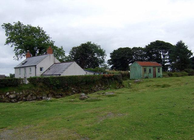 House on Rhos Fach